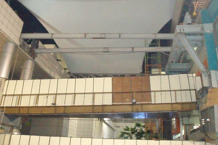 Improvement Escalator  Mall Kelapa Gading Through Cinema XXI Area