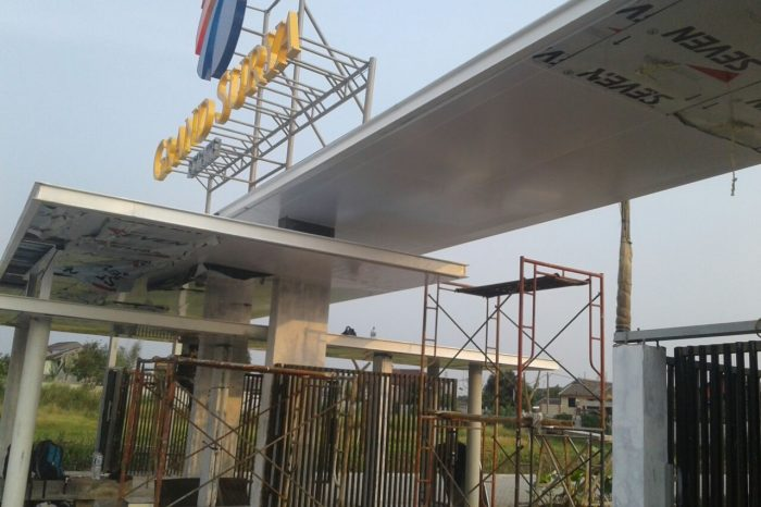 Improvement Canopi Grand Surza (Summarecon Bekasi)