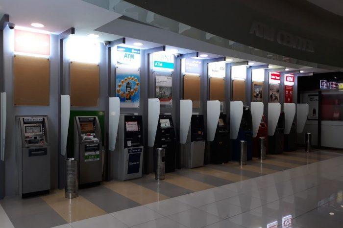 Kios ATM 1