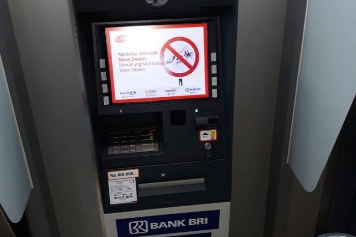 Kios ATM 2
