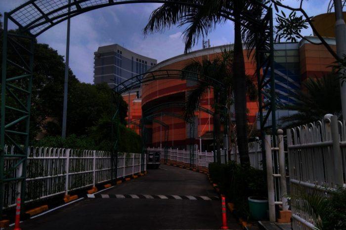 Pergola At Pondok Indah Mall